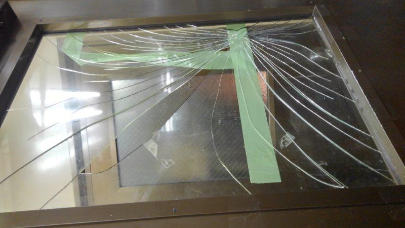 店舗ガラストラブル
